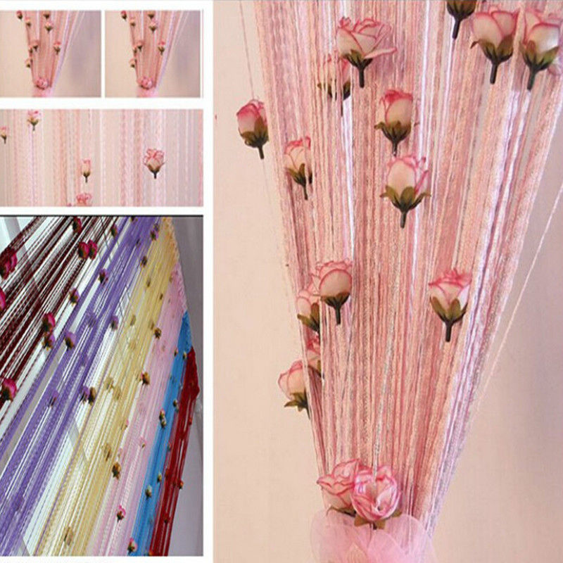 Popular door curtain designs buy cheap door curtain for Cortinas decorativas