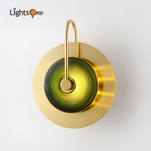 Postmodern luxury wall light l