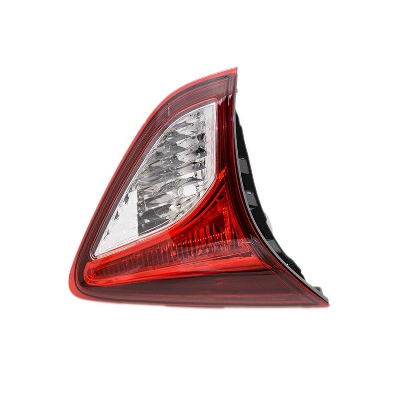 1 PC Inner Tail Light Tail Lamp Rear Lamp LH Left Side KR11-51-3G0 for Mazda CX-5 2012-2014 1pcs lh left side tail fog lamp red rear bumper light cd85 51 660 for mazda 5 2008