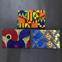 African Messenger bag women High Quality Tradition Ankara Bag Cotton Wax Prints Fabric for Woman Bag