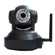 ELP 720P HD Wireless IP Camera P2P Night Vision Mini Robot WiFi Camera Indoor Home Security Surveillance Camera