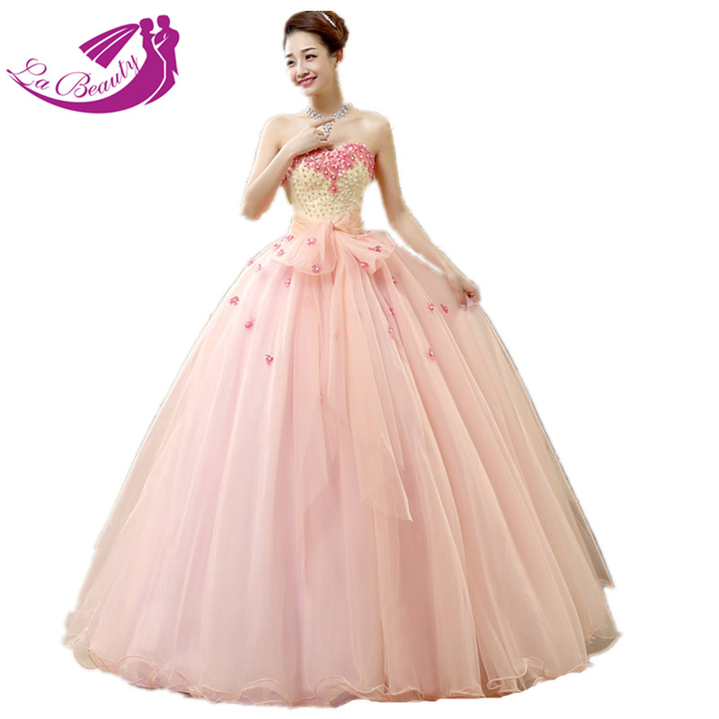 Hot Pink Quinceanera Dresses Ball Gown Sweetheart Off ...