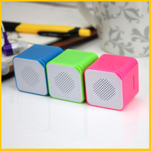 2015 New Fashion Portable Mini MP3 Player Support Card Campaign MP3 Music Player Built-in Speaker Free Shipping to Send Lanyard
