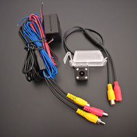 Car Parking Camera For Chevrolet Camaro 2009~2013 / RCA AUX Wired Camera / HD CCD Night Vision Rear View Camera