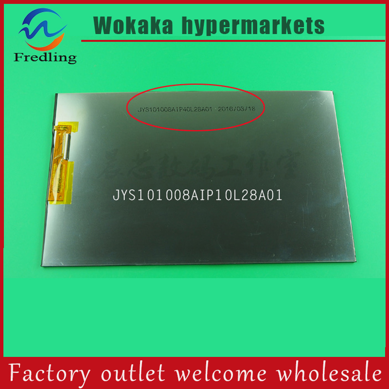 10.1 inch LCD screen for Teclast X10 3G lcd display free shipping free shipping original 9 inch lcd screen cable numbers kr090lb3s 1030300647 40pin