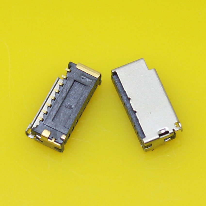Micro TF+SD card reader holder socket tray slot adapters connector replacement.2pcs/lot.