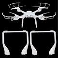 2 unids X101 2.4G RC Quadcopter drone RC MJX Repuestos Tren De Aterrizaje