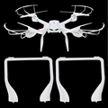 2pcs MJX X101 2.4G RC Quadcopter RC drone Spare Parts Landing Gears