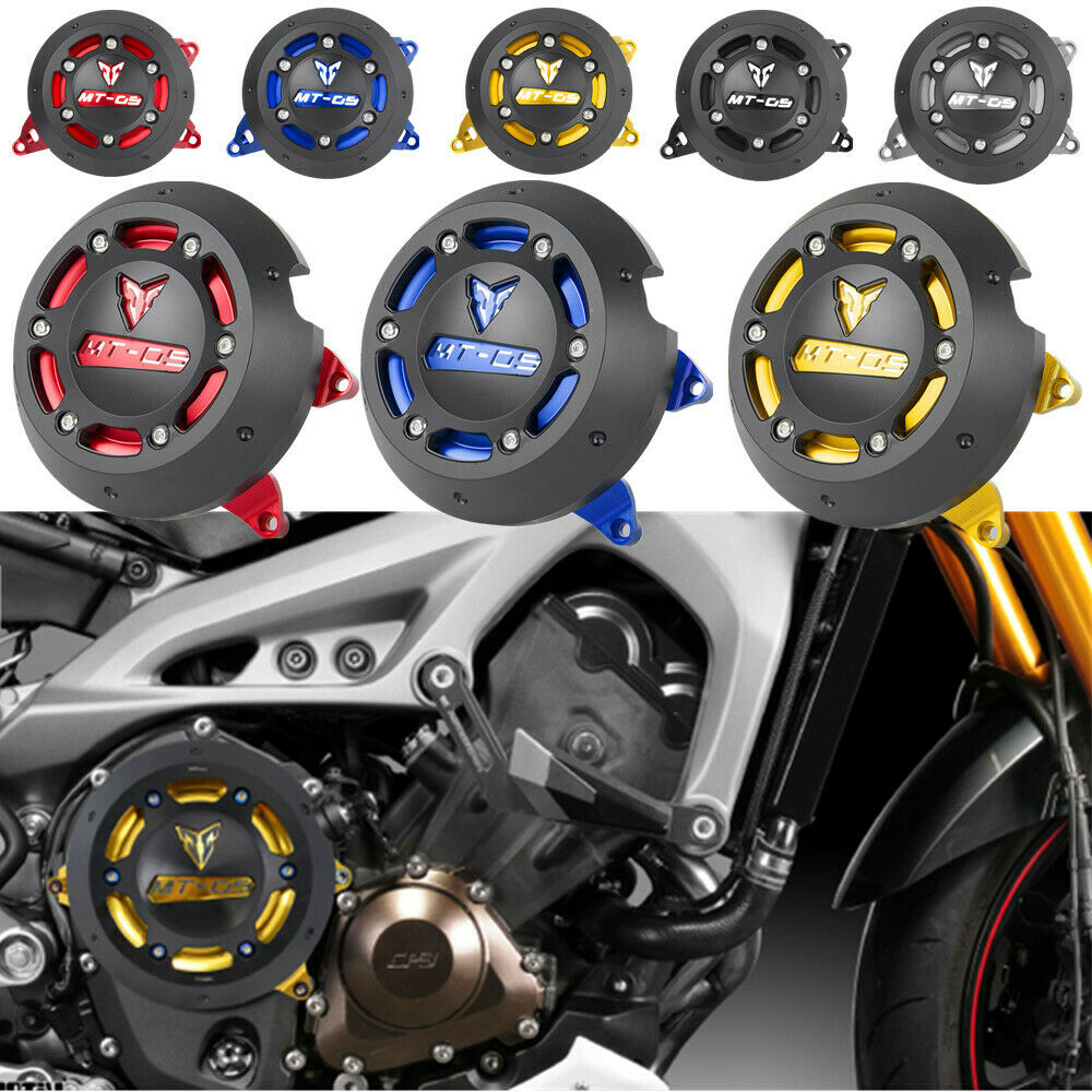 MT09 FZ09 Motorcycle Engine Protective Cover Guard Case Slider For Yamaha MT-09 FZ-09 TRACER 900 SPORT TRACKER 2014 2015 2016