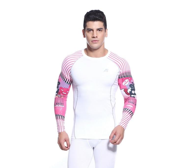 2017 White Mens Basketball Clothing Jerseys Long Sleeve T