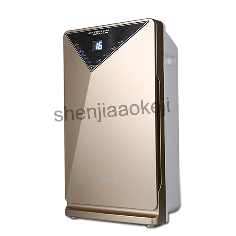 Anion Oxygen Bar Office air purification machine Household Air Purifier removal Formaldehyde Haze Smoke Dust Removing Machine early summer new car air purifier formaldehyde haze anion oxygen bar