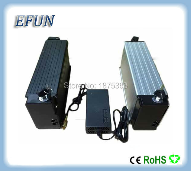 Free customs duty rear rack k lithium battery  pack 48v 20ah for electric bike free customs taxes super power 1000w 48v li ion battery pack with 30a bms 48v 15ah lithium battery pack for panasonic cell