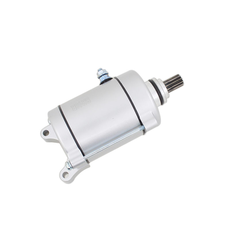 Motorcycle Engine Electric Starter Motor for 200cc 250cc Air-Cooled Dirt Bike Go Carts A ...