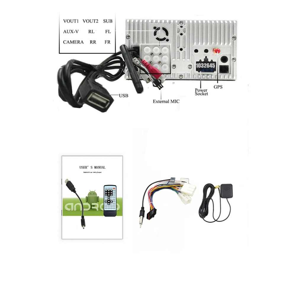 Detail Feedback Questions about Free Rear view camera 7.1