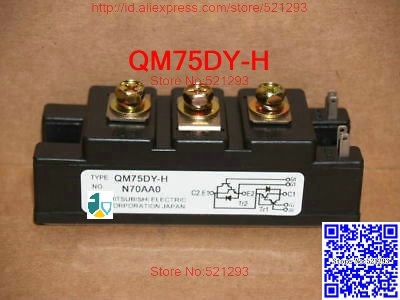 QM75DY-H QM75DYH 1PCS/LOT in stockQM75DY-H QM75DYH 1PCS/LOT in stock