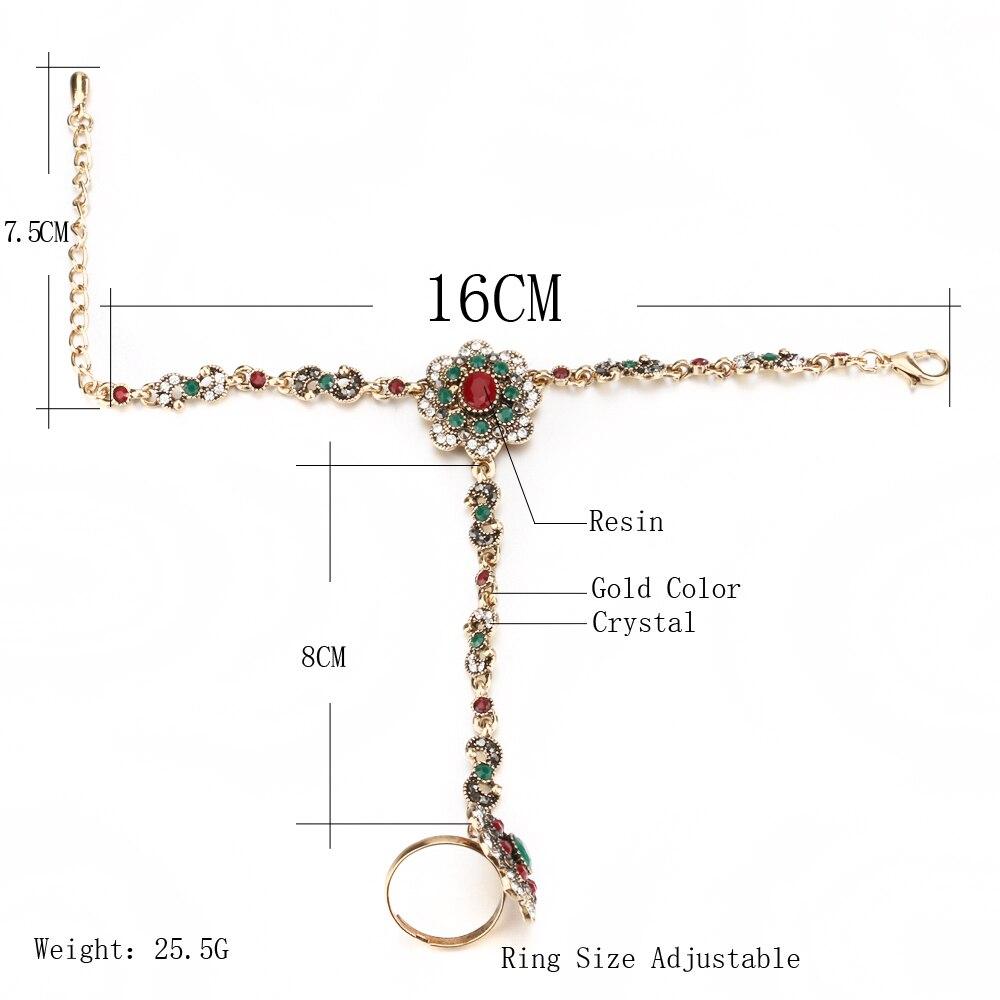 Kinel-Dubai-Jewelry-Sets-Bracelet-Link-Rings-For-Women-Antique-Gold-Color-Colorful-Resin-Crystal-Flower (1)