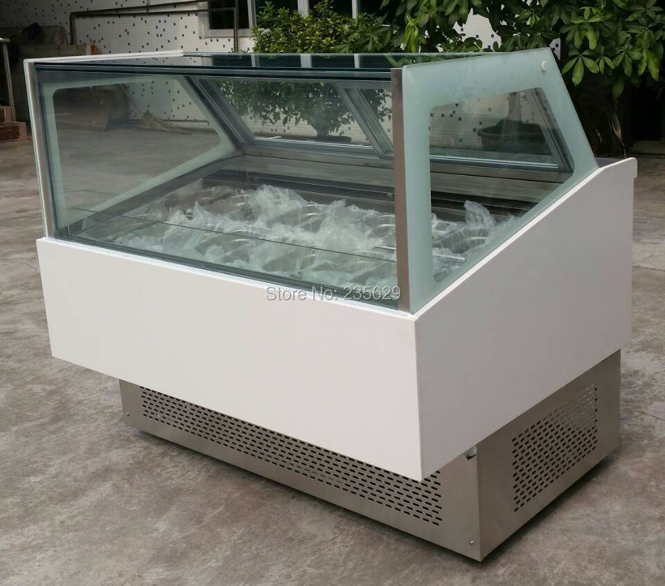 2016 Hot Sale New Style Factory Price Ice Cream Freezer/ice Cream Display Freezer/ice Cream Storage Freeze