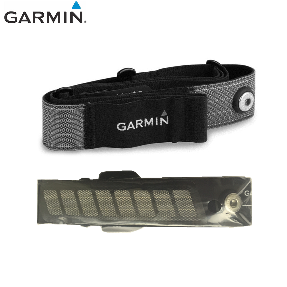 Garmin Replacement Soft Chest Strap For HRM Heart Rate Monitor Garmin replaces band Belt 3rd Generation