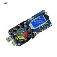 Electronic Load USB Tester 35W Constant Current Battery Capacity
