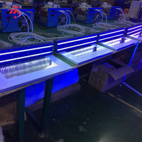 UV LED manufacturers to customize a variety of sizes UVLED curing equipment, please contact customer service