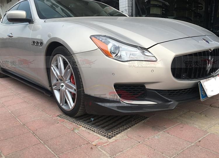 Fit for Maserati  Quattroporte  Leap design carbon fiber tails wing spoiler maserati granturismo carbon spoiler