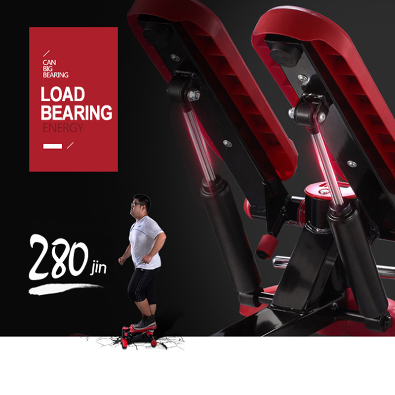 Mini gəzinti pedalı Shuangpai ev hidravlik ayaq maşın səssiz - Fitness və bodibildinq - Fotoqrafiya 3