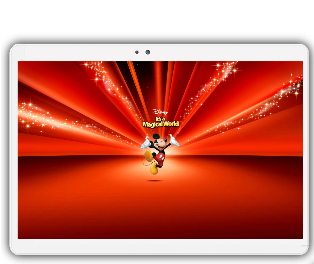 K109 Android 7.0 Tablet PC Tab Pad 10 Pulgadas IPS Octa Core 4 GB RAM 64 GB ROM