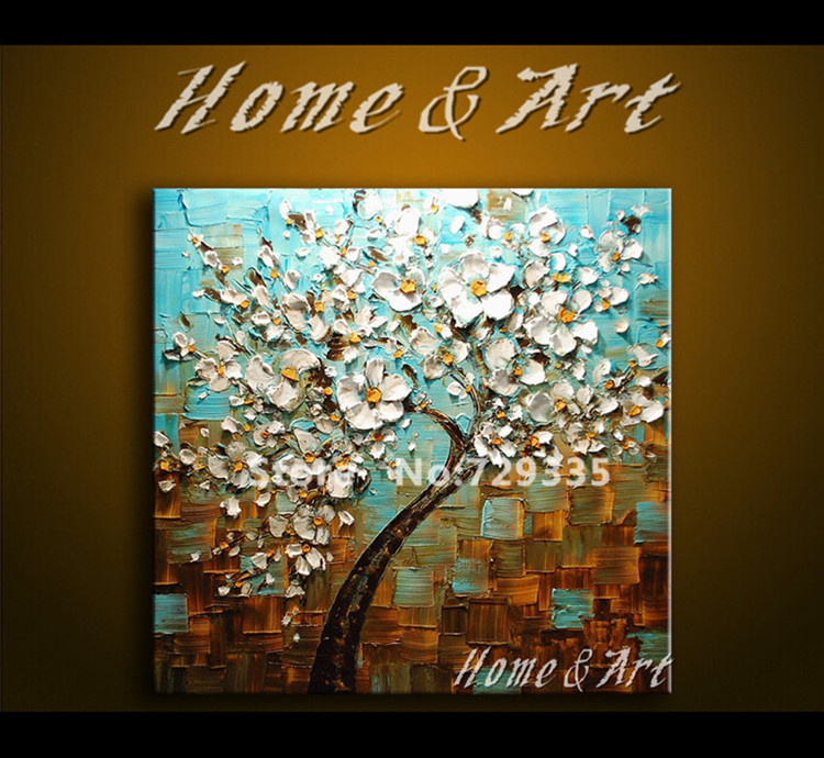 Aliexpress.com : Buy hand made Canvas Art Painting Palette knife ...