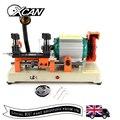 Máquina de corte de llaves Horizontal XCAN RH-2AS para copiar llaves de coche/puerta herramientas de cerrajería barco cortador de llaves del reino Unido envío gratis