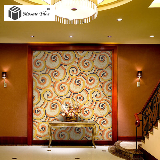 com buy bisazza mosaics glass flower pattern interior - Mosaic Design Ideas