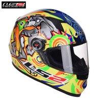 2018 Full Face Motorcycle Helmet LS2 FF358 Capacete Casco Casque Moto Kask Helmets Helm Caschi For Kawasaki Motorsiklet