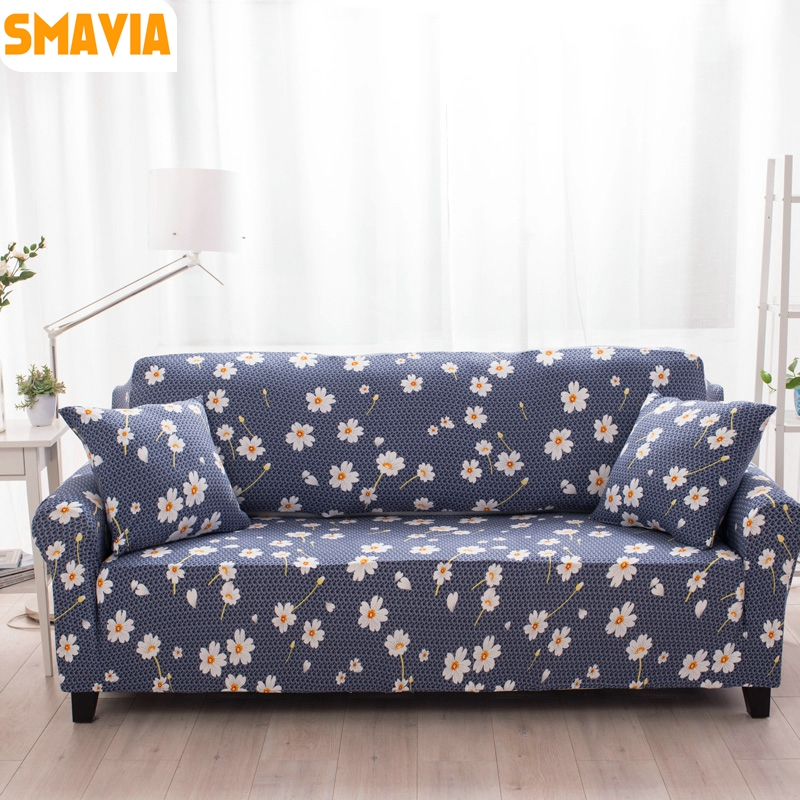 Smavia Fashion Simple All Inclusive Sofa Cover Elastic