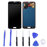 Nice Screen Touch Digitizer LCD Display Assembly for Samsung Galaxy S5 i9600 G900 Nice Screen Touch Digitizer LCD Display