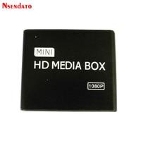 Mini HDMI Media Player 1080P Full HD USB Video Multimedia HDD Media Player Video Mediaplayer Support