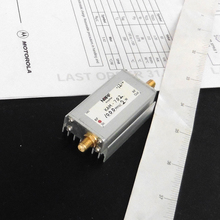 Free shipping KAM-702 800~1000MHz power amplifier, UHF broadband RF amplifier 2W