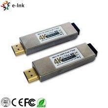 Mini 4Kx2K HDMI Over Optical Fiber Transceiver