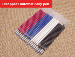 High temperature disappeared pen disappear automatically pen for cloth and sewing disappeared ironing disappear free shipping.jpg 250x250
