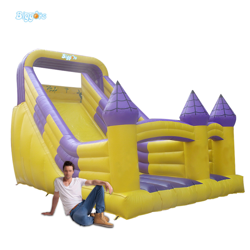 Inflatable Biggors Safety Inflatable Dry Slide Outdoor Slide For Family Games inflatable biggors combo slide and pool outdoor inflatable pool slide for kids playing