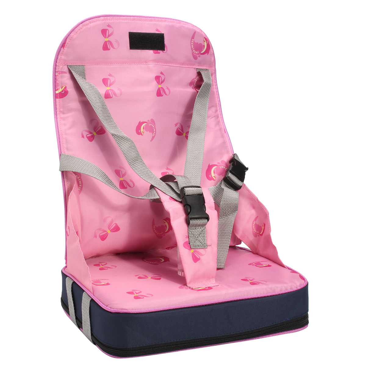 bag high chair best chairs glider foldable baby dining child portable seat toddler