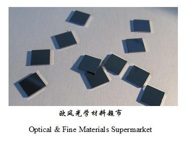 4 дюйма-монокристаллическая силиконовая Вафля-односторонняя Полировка-N/P опционально-сопротивление опционально