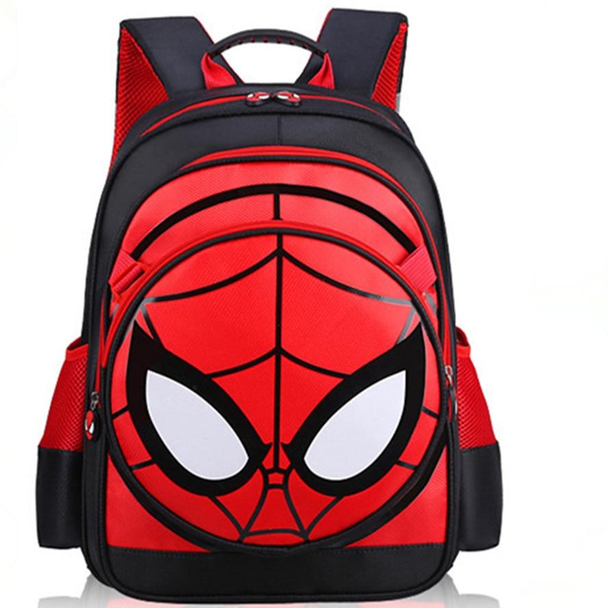 ZIRANYU Cartoon combination backpack children schoolbag school student book bag boy kids girl bags waterproof Children Mochila