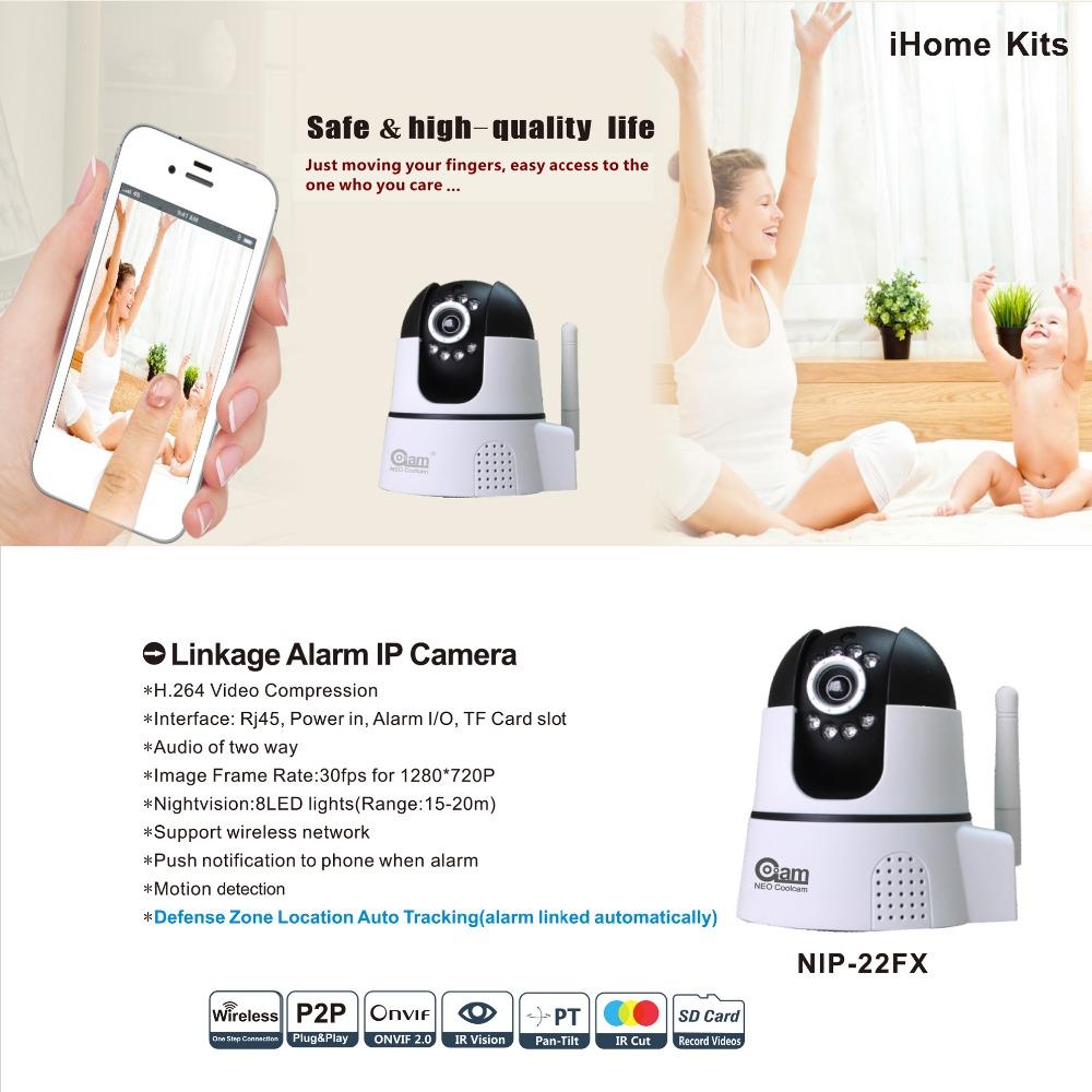 нео приближения б наборы для iHome беспроводной сигнализации системы поддержка телефон приложение управление для дома безопасности