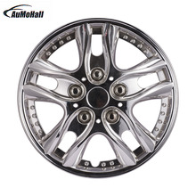 4pcs 12 Inch Car Hub Caps Vehicle Chrome Wheel Rim Skin Cover Hub Caps Wheel cover 12 inch Tire/Wheel/Hubcap Car Styling 12 inch car vehicle chrome wheel rim skin cover hub trim cover hubcap wheel cover