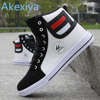 2015 New Hip Hop High Top Men Casual Shoes 3 Color Size 39 44 Calzado Zapatos