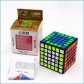 2016 NEWest Zhisheng Yuxin Red Kylin 6x6x6 Cube Magic Puzzle Professional Cubo Magico Child Brain Teaser Educational Kids Toys