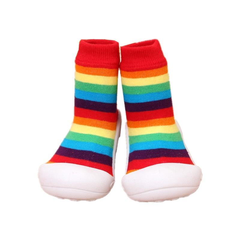 Baby Boys Girls Shoes Attipas Same Design First Walker Brand Anti - Buty dziecięce - Zdjęcie 4