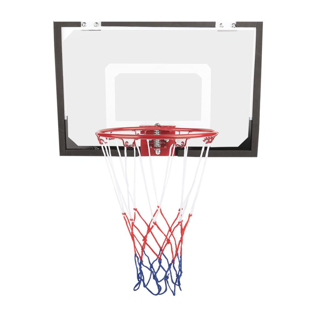 420227af051 US AU DE 45 x 30cm Backboard Indoor Mini Basketball System Backboard Hoop  Kit Door Wall Mounted Kids Toy Set