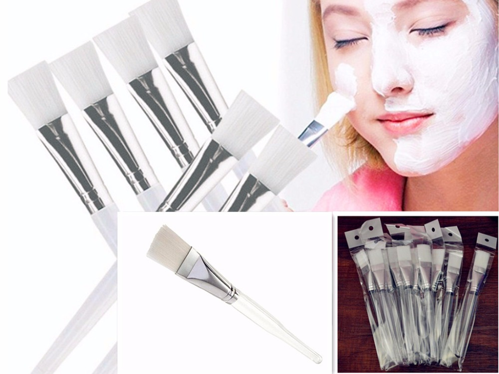 NEW DIY Facial Eye Mask Use Soft Brush Treatment Cosmetic Beauty Makeup Face Brushes Tool free shiping wholesale face mask machine automatic fruit facial mask maker diy natural vegetable mask with collagen english voice beauty machine
