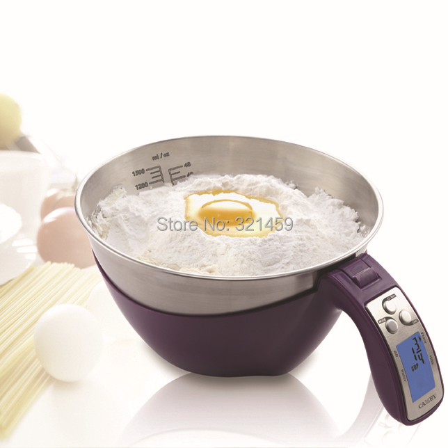 Scale Measuring Cups