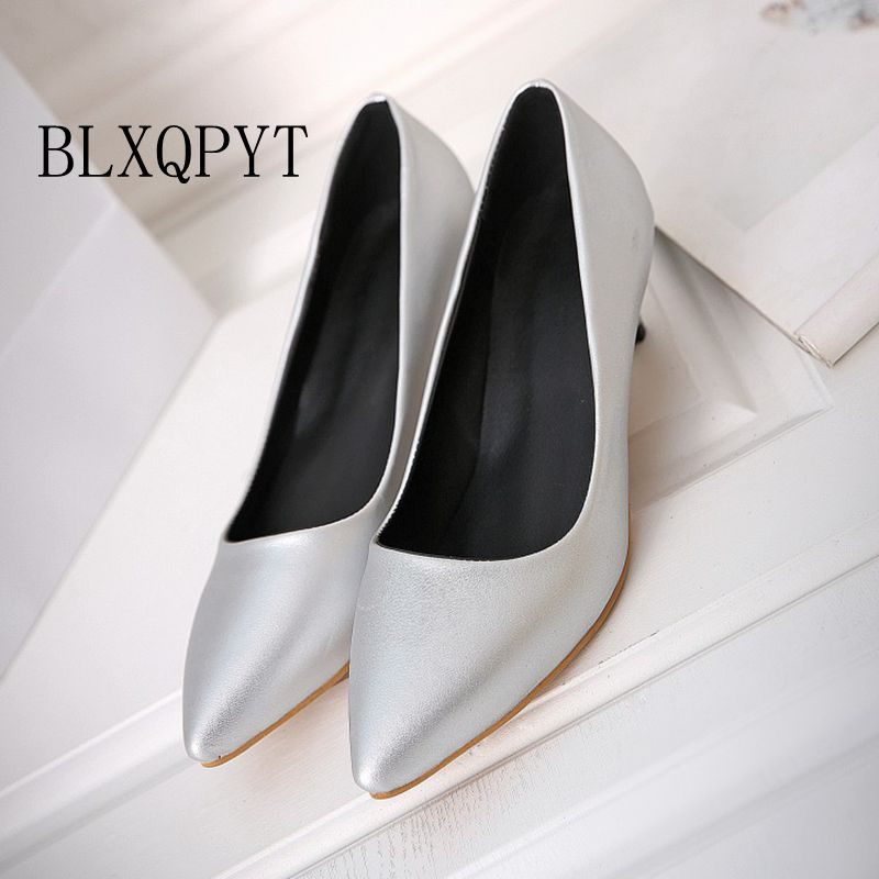 Big Size 34-45 Shoes Woman 2017 New Arrival Wedding Ladies Low Heel Shoes Fashion Sweet Dress Pointed Toe Women Pumps T330 pointed toe women low heel work shoes girls sweet strappy dress shoes ladies heel shoes femal comfortable wedding shoes h264